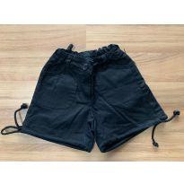 shorts preto - 2 anos - Sem marca