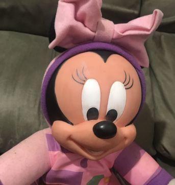 Pelúcia Minnie baby - Sem faixa etaria - Multibrink