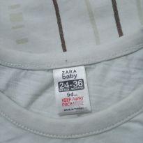 Camiseta zara baby - 18 a 24 meses - Zara Baby