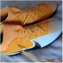 Chuteira Society Infantil Nike Mercurial Superfly 7 Club TF - 36 - Nike