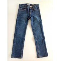 Calça jeans skinny com stretch menina - OshKosh Bgosh - 4 anos - OshKosh