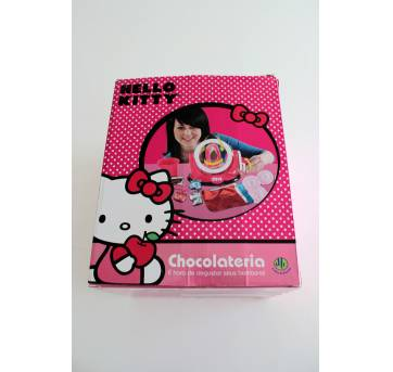 Chocolateria Hello Kitty - Sem faixa etaria - DTC