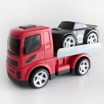 Caminhão guincho com carrinho -  - Usual Plastic