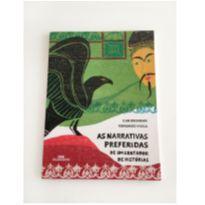 As narrativas preferidas de um contador de histórias -  - Editora Melhoramentos