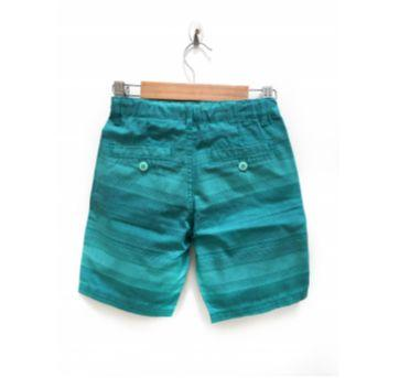 Bermuda verde - 4 anos - Rovitex Kids