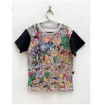 Camiseta Turma da Mônica - Piticas - 6 anos - Piticas