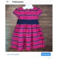 Vestido Ralph Lauren Festa - 12 a 18 meses - Ralph Lauren