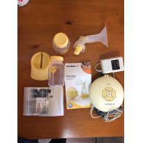 Bomba tira-leite materno Medela Swing - Sem faixa etaria - Medela
