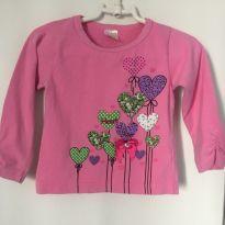 camiseta detalhes - 9 a 12 meses - MiniMundo