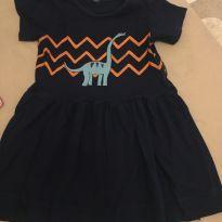 vestido malha - 12 a 18 meses - BB Básico