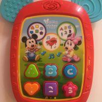 Mini tablet musical Mickey