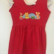Vestido verão - 4 anos - Agalu e Confecções Agalu