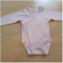 body estilo kimono zarababy - 0 a 3 meses - Zara e Zara Baby