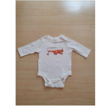 body babygap hipopotamo - 0 a 3 meses - Baby Gap e GAP