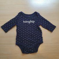 body baby gap estrelas - 0 a 3 meses - Baby Gap e GAP