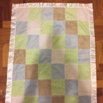 Cobertor Patchwork -  - Não informada