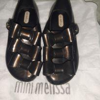Mini Melissa 3 laços ultragirl - 25 - Mini Melissa original