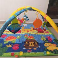 Tapete de atividades fisher price fundo do mar -  - Fisher Price