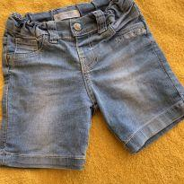 Bermuda jeans Polo - 18 a 24 meses - Polo Wear