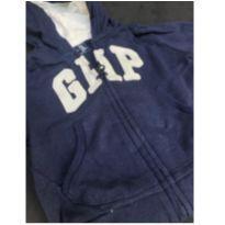 Moletom GAP azul marinho - 3 a 6 meses - GAP