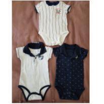 Kit bodies - 3 meses - Tigor Baby