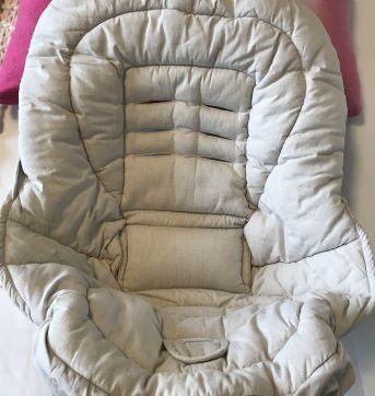 Capa Bebê Conforto - Sem faixa etaria - Paola Da Vinci