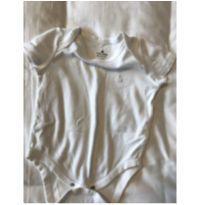 Body Manga Curta - 3 a 6 meses - Baby Gap
