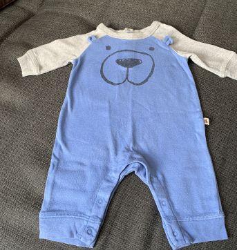 Macacão Cachorrinho - 3 meses - Baby Gap