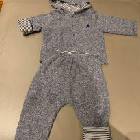 Conjuntinho Dupla Face - 6 meses - Baby Gap