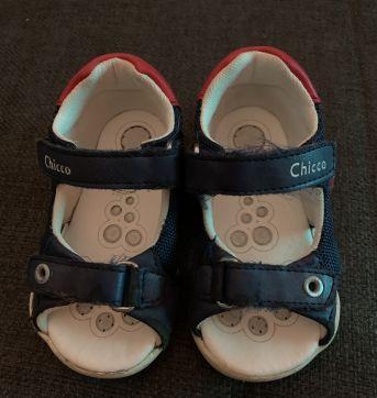 Sandálias Chicco - 21 - Chicco