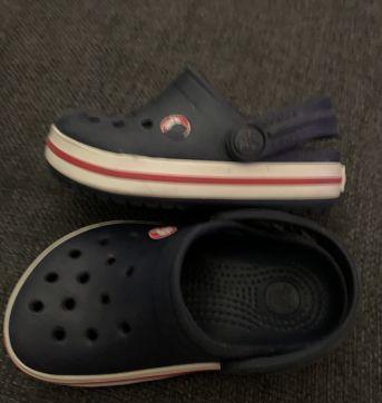 Sandália Crocs Infantil Crocband™ Clog - 20 - Crocs