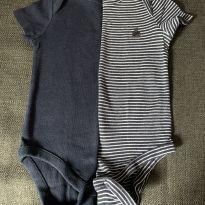 Kit 2 bodies - 6 a 9 meses - Baby Gap