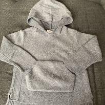Tricot com Capuz - 12 a 18 meses - Zara Baby