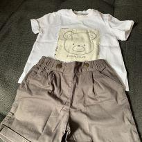 Conjuntinho Urso - 18 meses - Chicco
