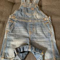Jardineira Jeans - 2 anos - Lee
