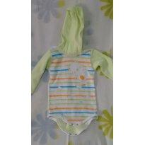 Boddy verde - 9 a 12 meses - Petutinha