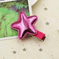 Presilha estrela pink -  - Importada