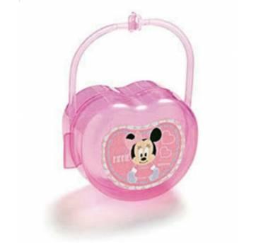 Porta chupeta Minie - Sem faixa etaria - Disney