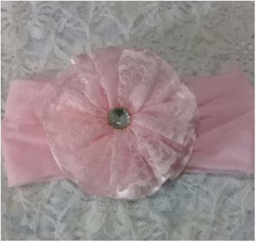 tiara emily rosa - Sem faixa etaria - Artesanal