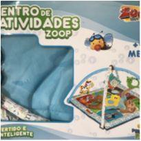 Tapete de atividades super lindo para Bebês -  - Zoop Toys