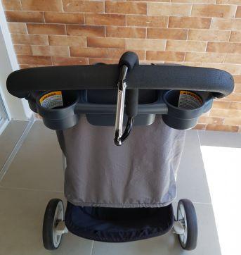 Carrinho,  bebê conforto e base para carro Chicco modelo Viaro - Sem faixa etaria - Chicco
