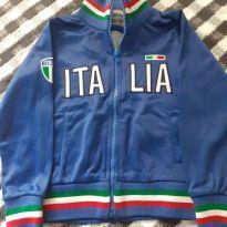 Casaco esportivo Itália - 1 ano - Importado