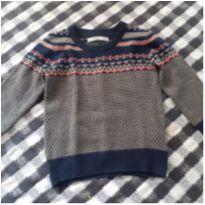 Blusa de frio retro - 1 ano - Poim, Cherokee e Up Baby