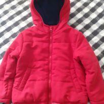 Jaqueta vermelha - 18 a 24 meses - Renner e Alo Bebe
