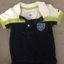 Camiseta tommy hilfiger - 3 a 6 meses - Tommy Hilfiger