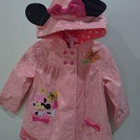 Capa de chuva Minnie 3/4 anos - 3 anos - Disney