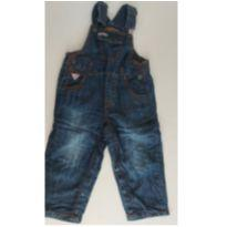 Jardineira jeans Guess 18 meses - 18 meses - Guess