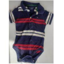 Body Tommy 6/9 meses - 6 a 9 meses - Tommy Hilfiger