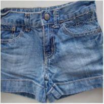 Short jeans 4 anos - 4 anos - Gymboree