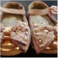 Sapato Lilica 19 - 19 - Lilica Ripilica Baby